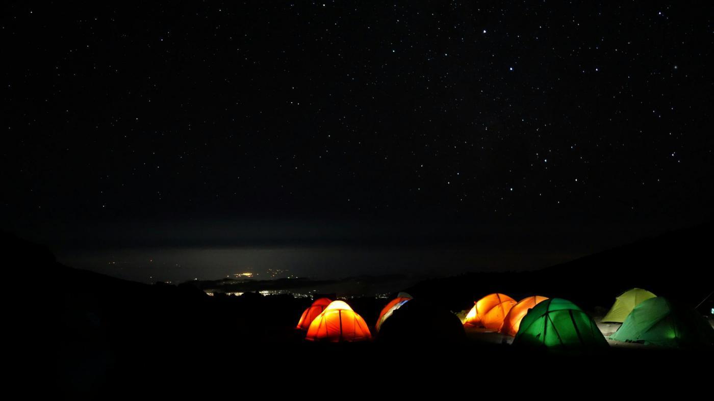 Mighty Kilimanjaro Rongai Rt.