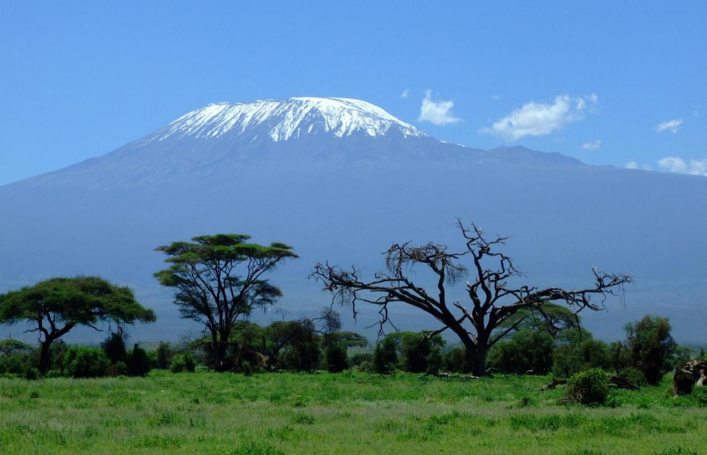 Mighty Kilimanjaro Lemosho Rt.