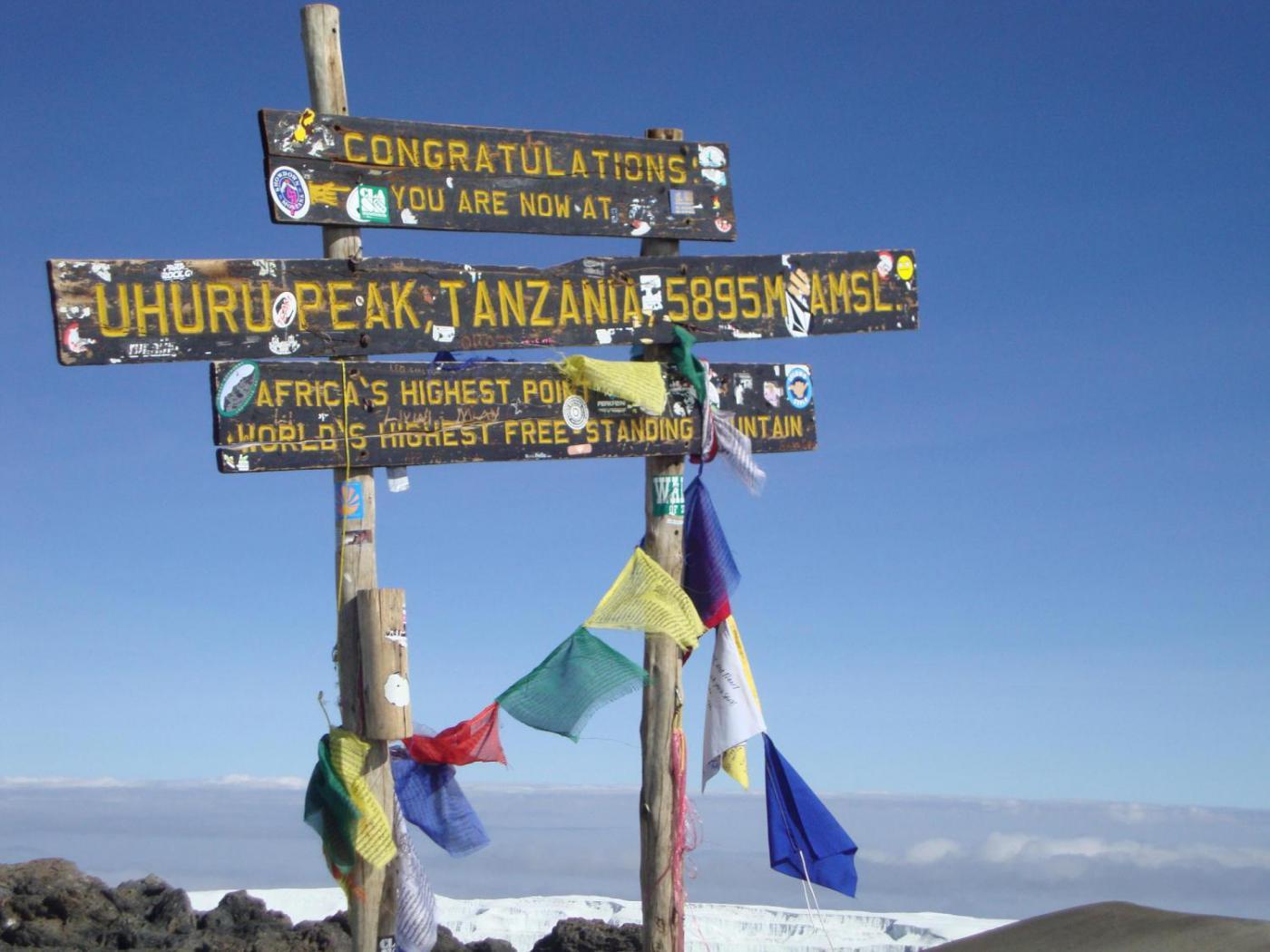 Mighty Kilimanjaro Marangu Rt.
